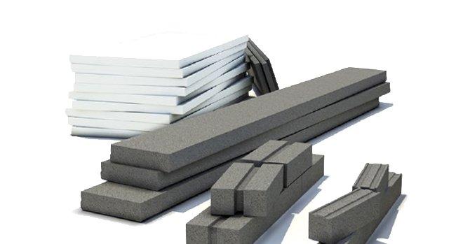 cement med frigolit